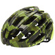 Lazer Blade Helmet mat camo/flash yellow